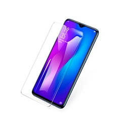 Baseus 0.3mm All-screen Arc-surface Anti-bluelight Tempered Glass Film For For OPPO R17